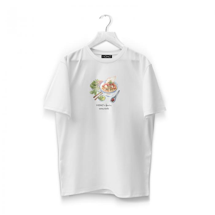 miquang - Oversize White